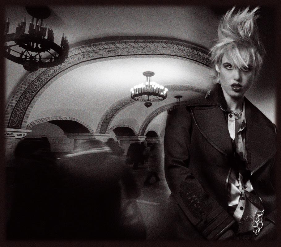 Вы просматриваете изображения у материала: Конкурс молодых парикмахеров Кирова от Страны Красоты и Intercoiffure Mondial