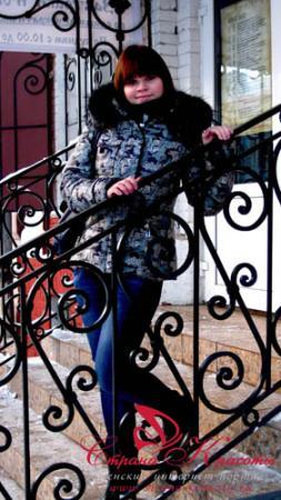 Уличная Мода Кирова ноябрь 2010